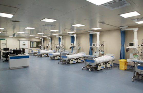 Nombre del hospital del proyecto: hospital privado Cormed Vanderbijlpark