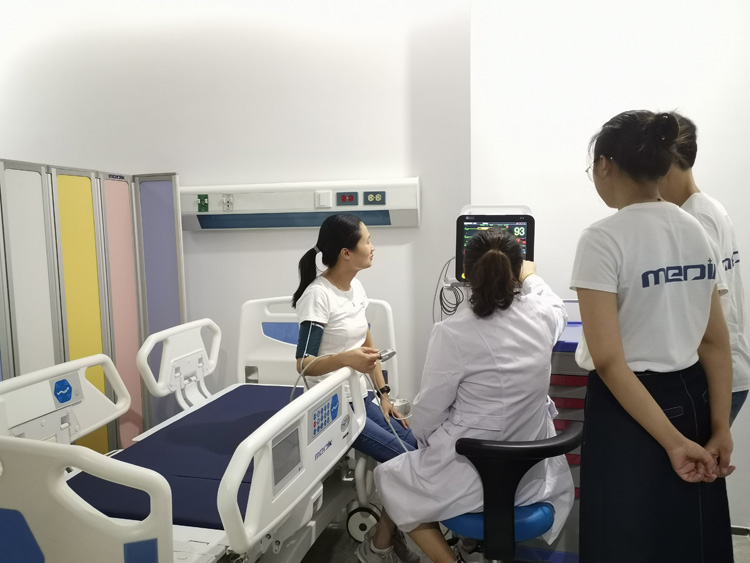 Entrenamiento para Medik Sales Group