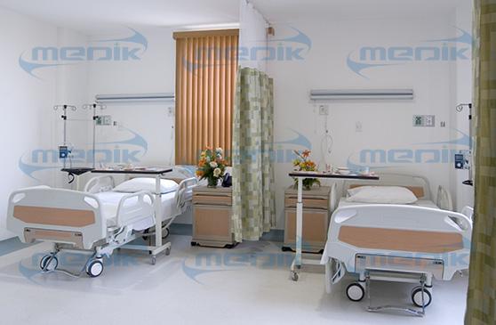Hospital de Chile Cama de hospital importada de Medi Medical