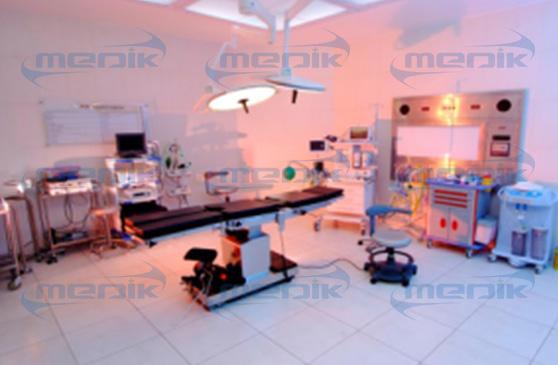 Medik tuvo un gran deseo de equipar 18 salas OT para el Hospital General de Adham