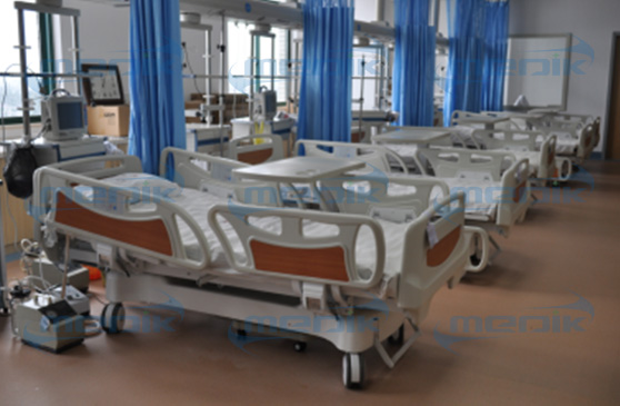 El grupo BGH compró 295 camas eléctricas de Medik