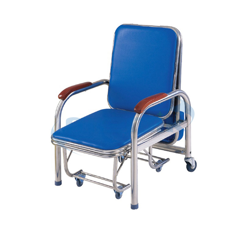 Silla cama plegable para visitas de hospital MK-A05
