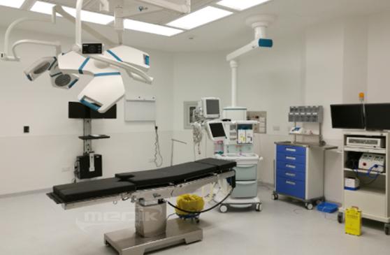 Nombre del hospital del proyecto: WELLINGTON REGIONAL HOSPITAL (Expansión)