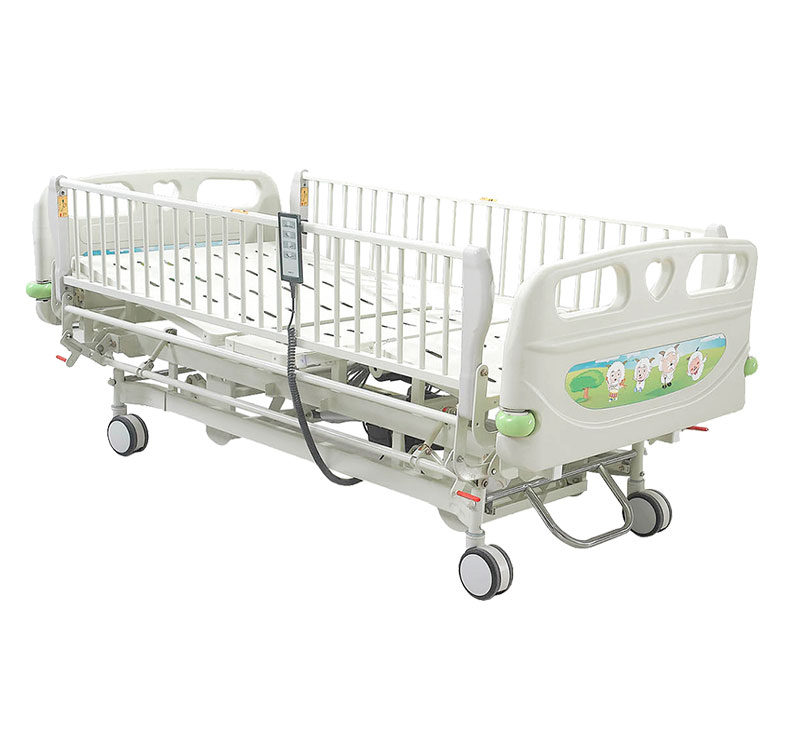 Cama de hospital pediátrica eléctrica YA-PD3-1