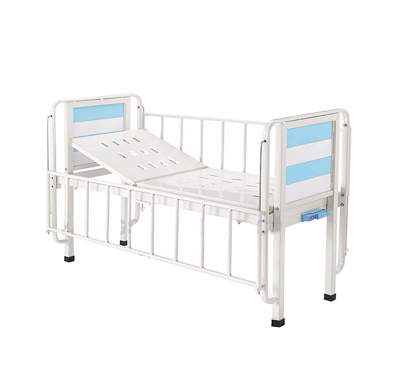Cama pediátrica mecánica manual YA-PM1-1