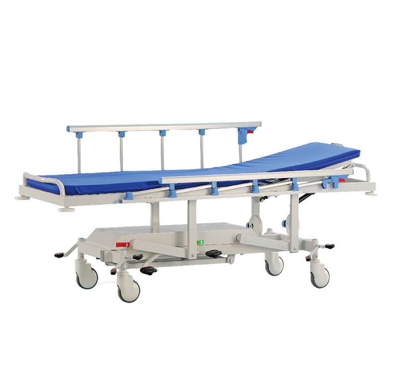 Carro camilla para traslado de pacientes de emergencia hidráulico YA-PS06
