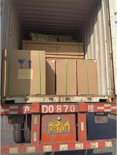 Medik realizó su primera exportación al cliente en Hungría en 2002, quien regresó para realizar compras adicionales para su nueva expansión después de 10 años.