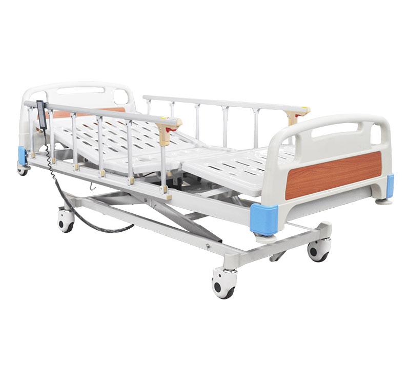 Cama de hospital eléctrica tres movimientos YA-D3-4