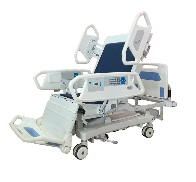 Cama de hospital de la ICU YA-D8-1