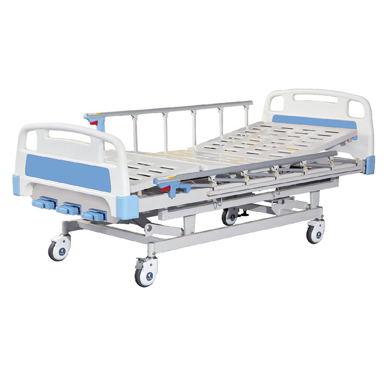 Cama Mecánica Altura Graduable para hospital YA-M3-1