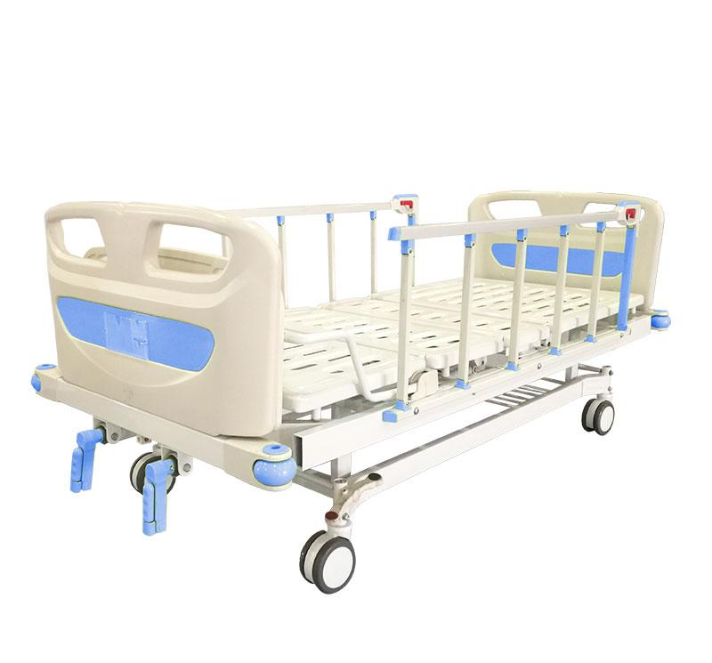 Cama hospitalaria manual 2 posiciones YA-M2-1
