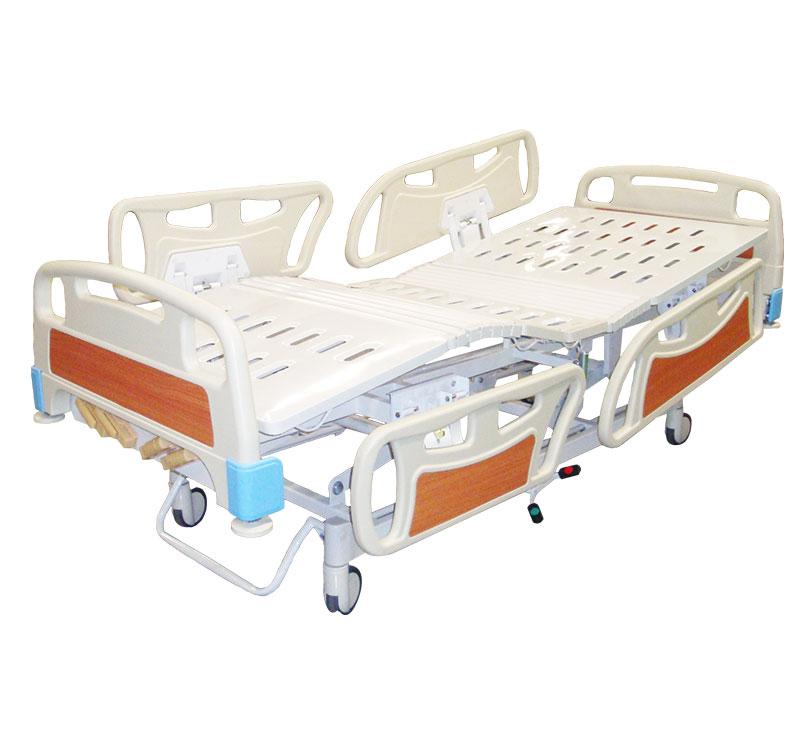 Cama para hospital manual 4 manivelas 5 posiciones YA-M5-1