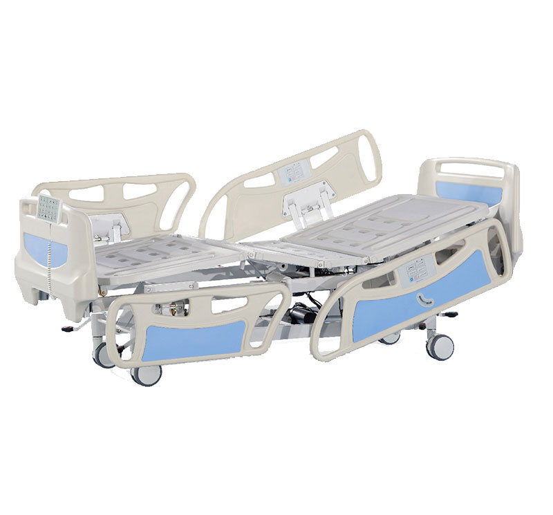 YA-D5-6 Economic Five Function Electric Bed With Railing Control And CPR