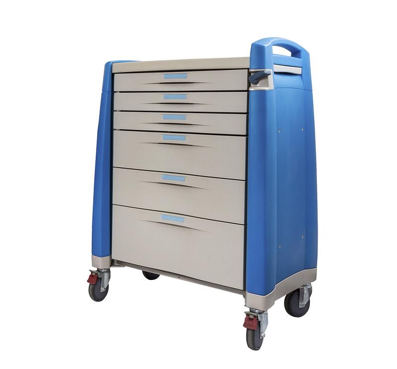 MK-P16 Carro para cuidados para medicamentos con cajón