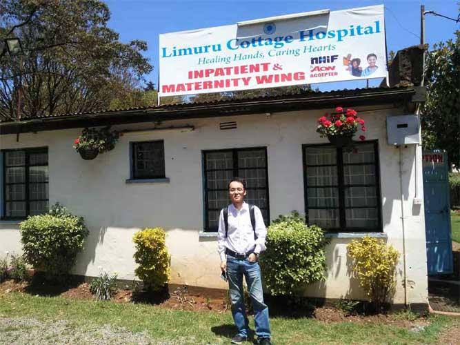 Un NUEVO Hospital de Limuru Cottage