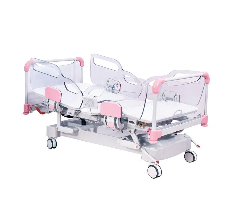 Cama fawler infantil de hospital eléctrica YA-PD5-1