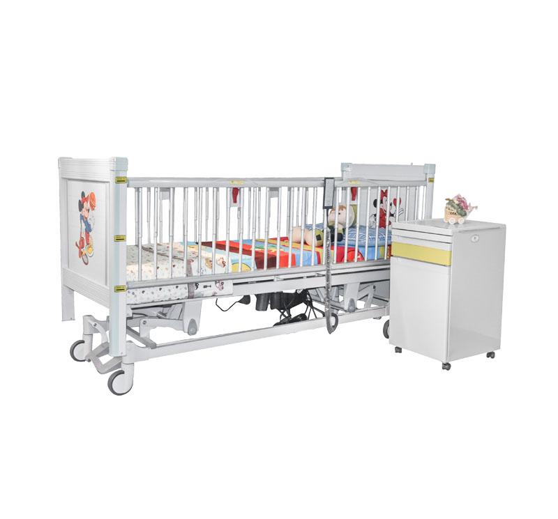 Cama pediátrica mecánica eléctrica YA-PD5-2