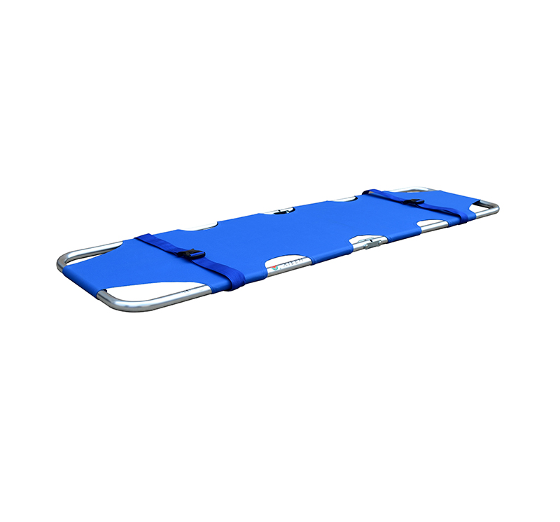 Camilla de emergencia plegable de aluminio YA-ES02A