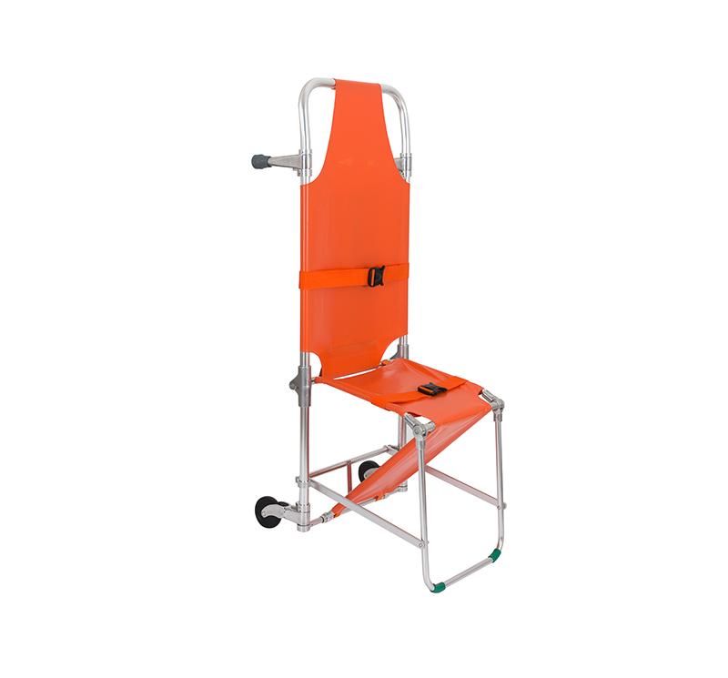 Camilla-silla de emergencia plegable en 4 partes YA-ES07
