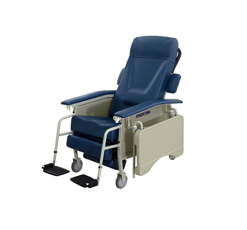 Sillón reclinable de 3 secciones para hemodiálisis YA-DS-R03