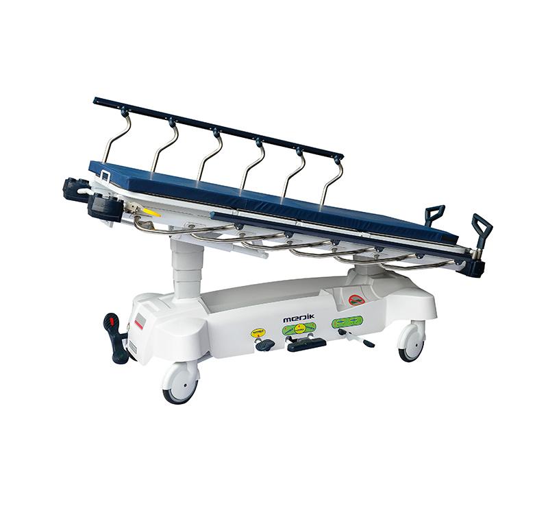 Carro Camilla Radiotransparente Para Traslado De Pacientes YA-PS07