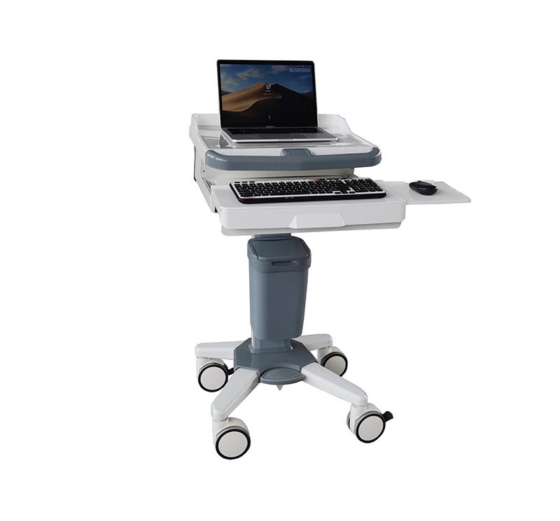 Carros informático para uso hospitalario MK-PC01