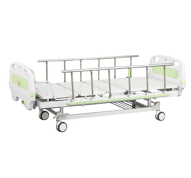 Cama de hospital articulada con barandillas YA-M2-8