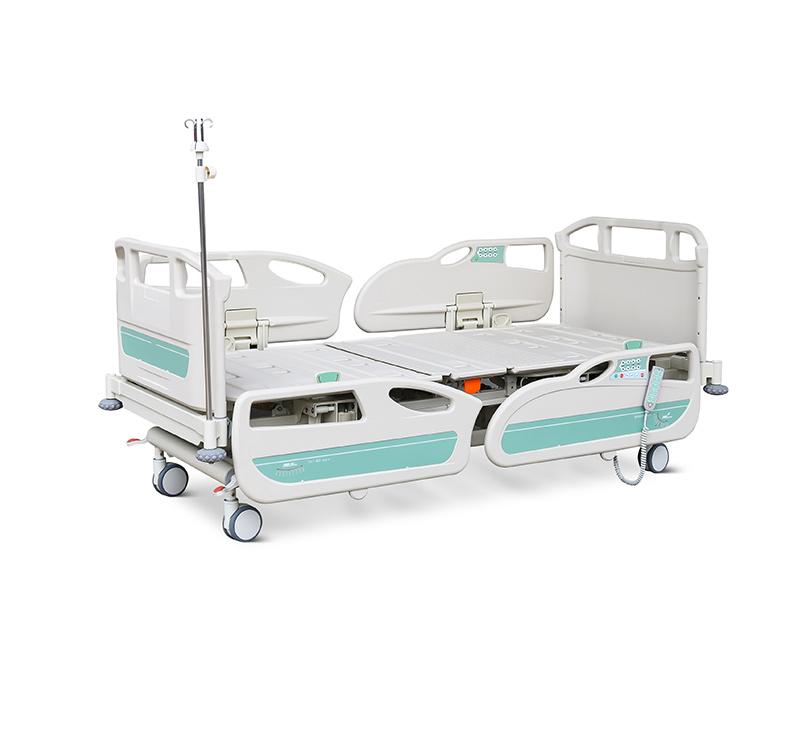 Camas de hospital eléctrica ICU de 4  secciones YA-D6-3