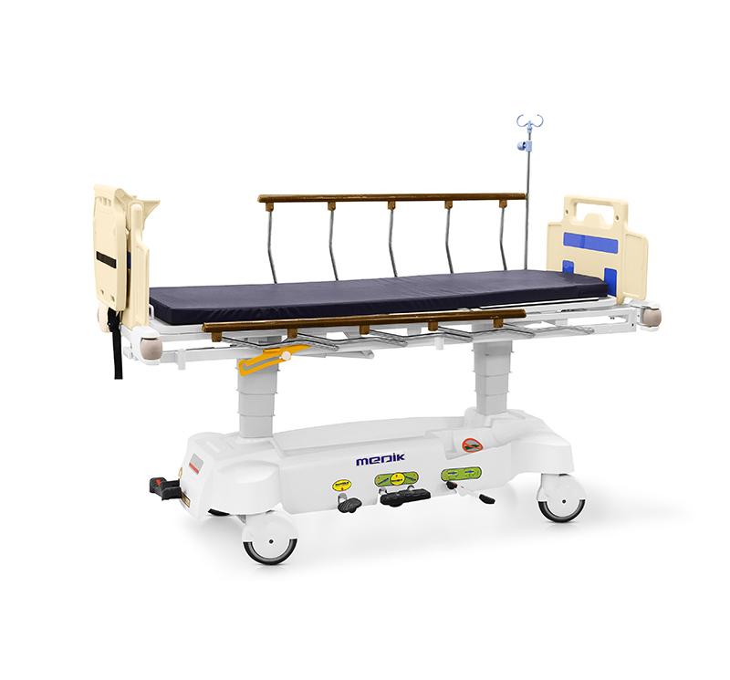Carro camilla de transporte hidráulico médico YA-PS07B