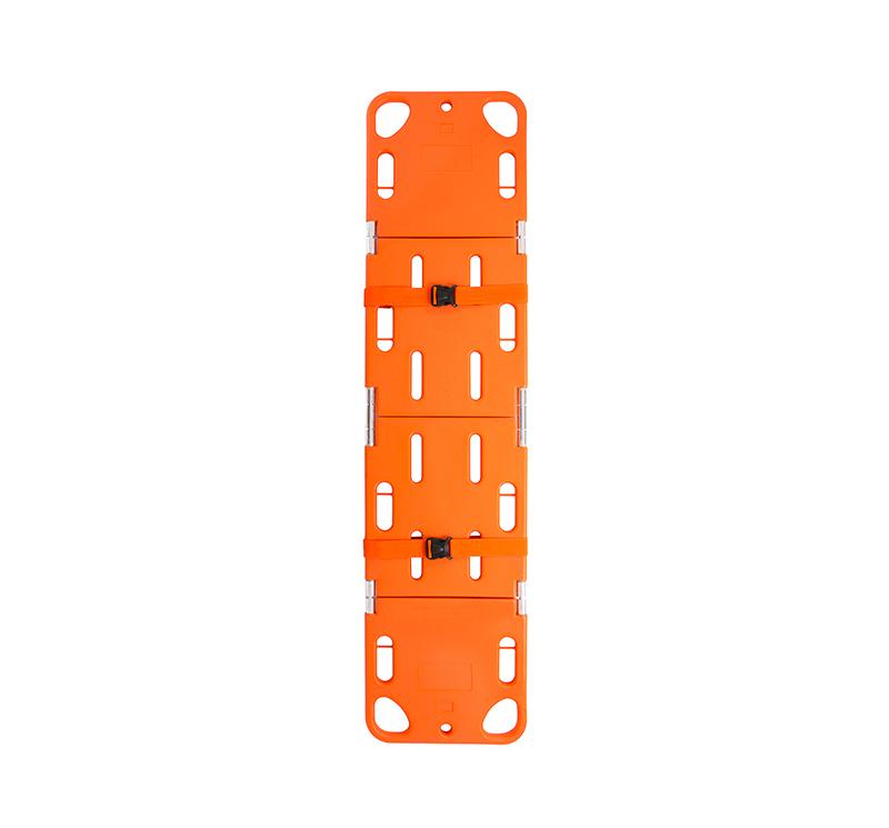 Tabla espinal portatil de 4 pliegues YA-SP06