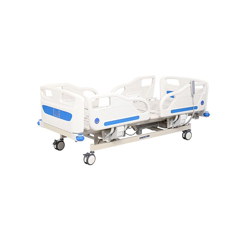 Cama eléctrica hospitalaria de múltiples posiciones YA-D5-5